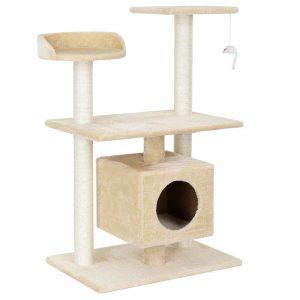 árbol para gatos en.casa