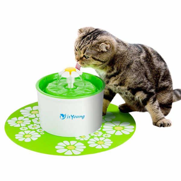 bebedero para gatos isyoung