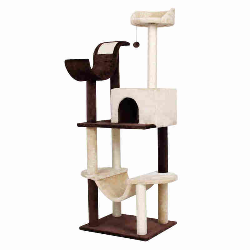 Arbol para gatos finether 1