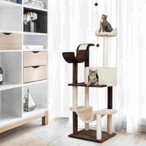 Arbol para gatos finether