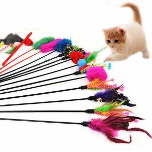 juguetes para gatos tech traders
