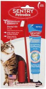 cepillo de dientes para gatos